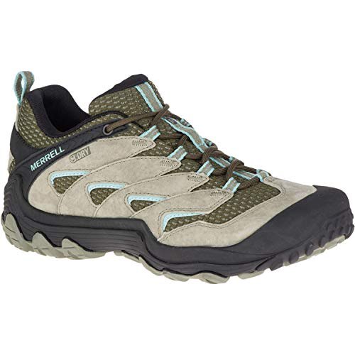 41Vjyz1GFrL. SS500  - Merrell Women's Cham 7 Limit Waterproof Low Rise Hiking Boots