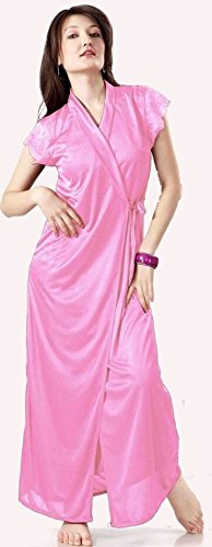 Hot N Sweet 9002 B Pink Six pieces nighty