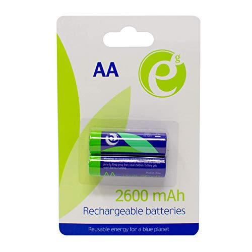 I-CHOOSE LIMITED Wiederaufladbare Batterie AA Doppelt A 2600mAh - 2 Pack 2pk Aa Lithium-batterie