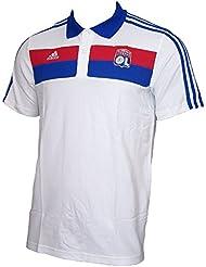 Polo Olympique Lyonnais LYON OL Domicile blanc