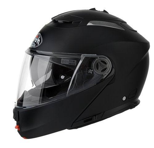 Airoh PH111XS Casco Abatible, Color Negro, Talla 53-54 (XS)