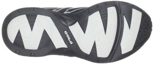 Gola Alvord, Sport Lifestyle lacets femme Noir - Noir/gris