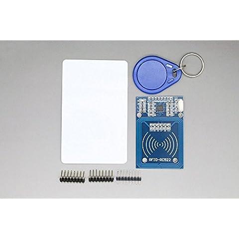 RFID Juego mfrc522–Lector de tarjetas + Mifare transpondedor/tarjeta