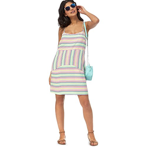 floozie-by-frost-french-womens-multi-coloured-striped-strappy-dress-10