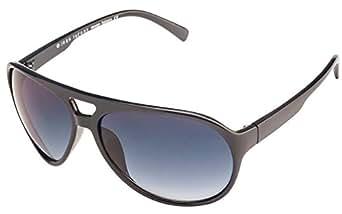 John Jacobs Aviator Sunglasses Blue (94136)