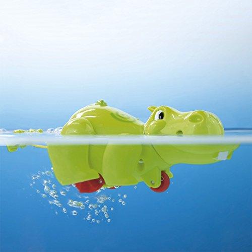 Baby Walz BABY-WALZ Badespielzeug Aufzieh-Nilpferd
