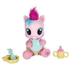 Hasbro - My Little Pony - Peluche Bebe Poney rose