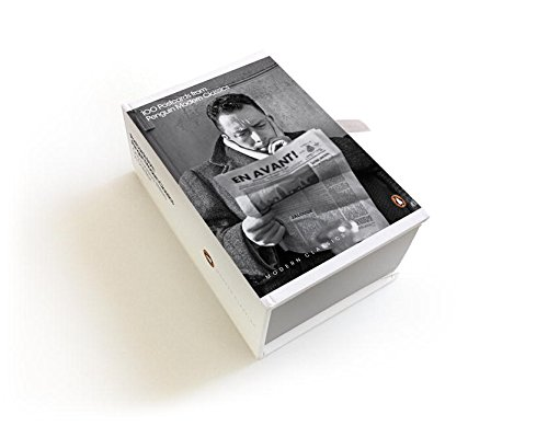 One Hundred Writers In A Box Postcards (Penguin Modern Classics) por Vv.Aa