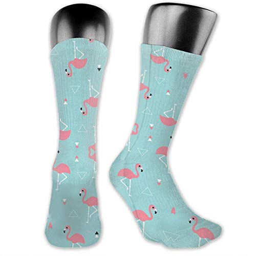 HiExotic Strümpfe Breathable Octopus Cartoon Tube Socks Over Exotic Psychedelic Print Compression High Tube Thigh Boot Stockings Knee High Women Girl