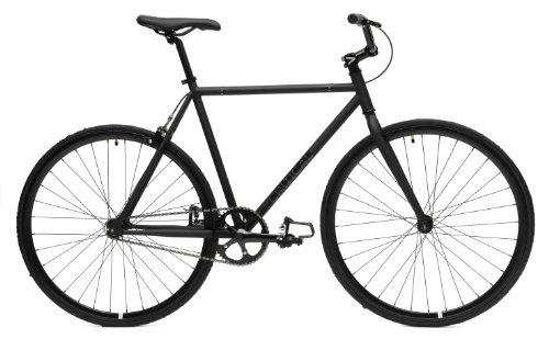 sic Fixed-Gear Single-Speed Urban Road Bike with BMX Bars, 1228 (Bmx Bike Gear)