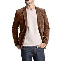 Herenjas van corduroy, blazer, vrijetijdsjas, casual, sportief, businesspak, regular fit, met zakken