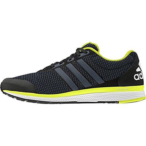 Adidas Ligh tster Bounce M–cblack/silvmt/syello Noir/argenté