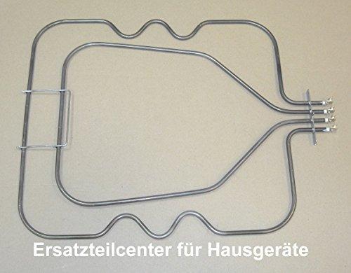 Heizelement Backofen Unterhitze 1500 / 1350 Watt Bosch Siemens 212622 EGO 20.40055.001 2040055001 (20 Bereich Backofen)
