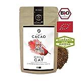 alveus® Cacao BIO Chili Cat - Kakaomischung mit Kakaopulver,...