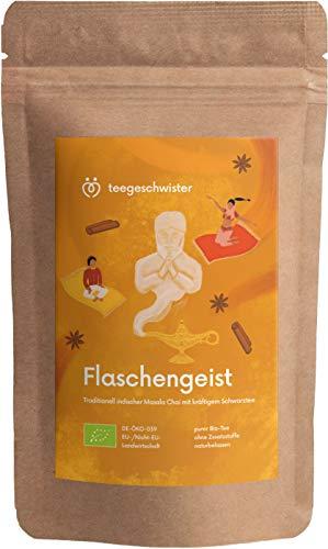 Teegeschwister - Flaschengeist - indischer Bio Masala Chai - 100 g