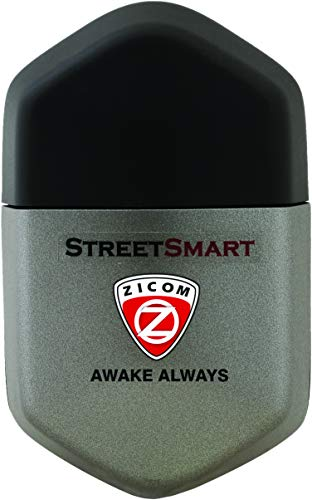 STREETSMART by ZICOM Vehicle Passenger Safety Solution GPS Tracker (Black)