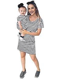 f69ebb29e510 Amazon.it  Mamma e Figlia - Donna  Abbigliamento
