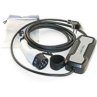 Wall Box portátil para eléctrico Vehículos/Hybrid estación de carga con enchufe, cargador tipo 216A