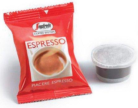 Buy 100Caffe Espresso Segafredo Zanetti Coffee Capsules System by SEGAFREDO ZANETTI