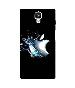 3D instyler DIGITAL PRINTED BACK COVER FOR 1 PLUS THREE