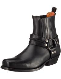 Dockers 170102-002001, Botas Estilo Motero para Hombre