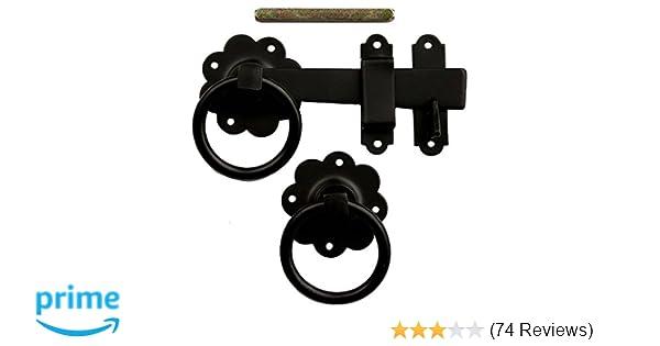 Pack 17,8/cm Ring Torriegel schwarz