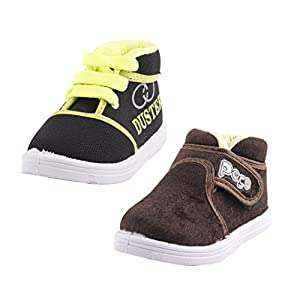 Hot-X Baby Boys Shoes Combo 6