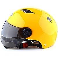 Macho Motocicleta Harley Helmet, Hembra Electric Vehicle Battery Auto Casco, Portable Anti - Casco