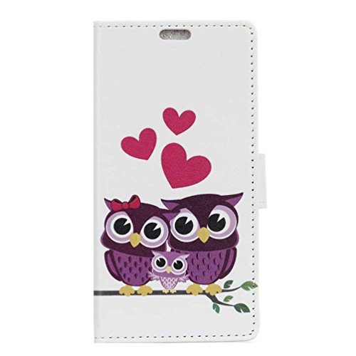 PU Leder Etui Hülle im Bookstyle Handy Tasche für Doogee X20 / X20L Schutzhülle Schale Flip Cover Wallet Case (KZN-01#)