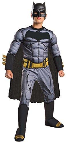 Rubies Boys Deluxe Batman Costume -