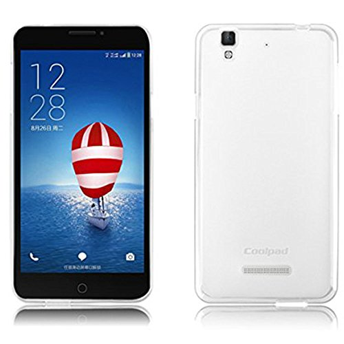 Heartly Ultra Thin 0.3mm Clear Transparent Flexible Soft TPU Slim Back Case Cover For Micromax Yu Yureka / Yureka Plus  available at amazon for Rs.119