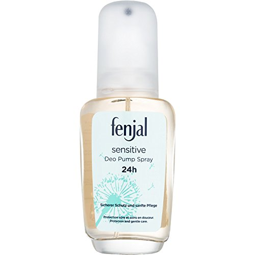 Fenjal 24 h sensitive Deo Pumpspray 75 ml (6-er Pack)