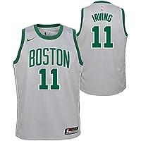 Nike NBA Boston Celtics Kyrie Irving 11 2017 2018 City Edition Jersey Official, Camiseta de