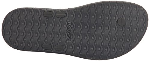 Bogs Mens Dylan Sandal Gray/Multi