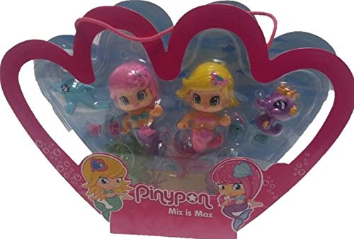 Pinypon Pack Sirenas