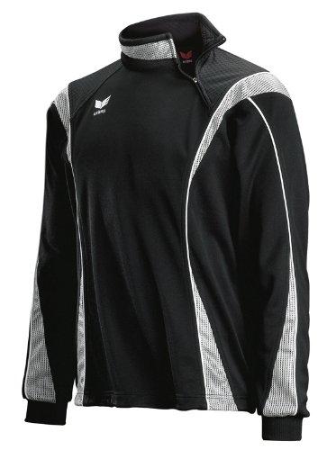 erima Xetra Line Trainingstop schwarz/silber/weiß Gr. 10