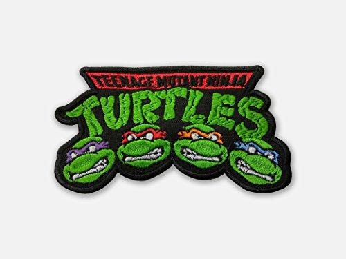 Teenage Mutant Ninja Turtles bestickt ()