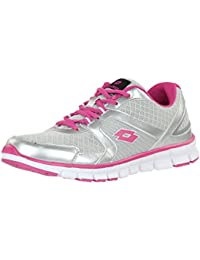 Lotto Ease Runner SP W Running Trainers Running women fitness, pointure:eur 36;Farben:Silber