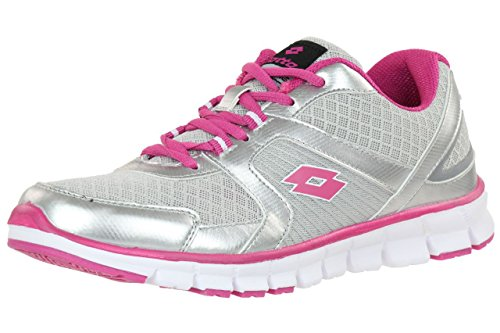 Lotto Ease Runner SP W Running Trainers Running women fitness Silber