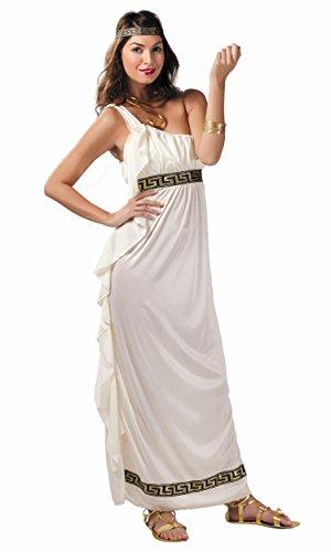 Größe 42/44 (L), Griechenland Antike Götter (Griechenland Halloween-kostüm)
