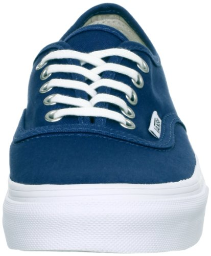 Vans U AUTHENTIC VQEV8ZI Unisex-Erwachsene Sneaker Blau (dark denim/true)