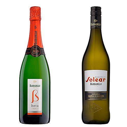Beta Sur Y Manzanilla Solear - Barbadillo - 2 Botellas De 750 Ml