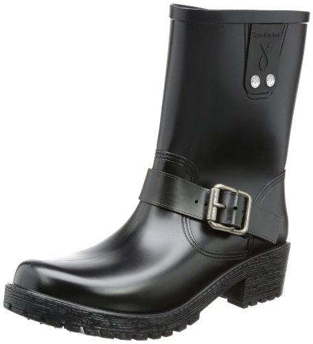 Calvin Klein Jeans Abbie, Bottes de pluie femme
