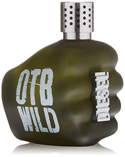 DIESEL Only The Brave Wild 2.5 oz Eau De Toilette Spray