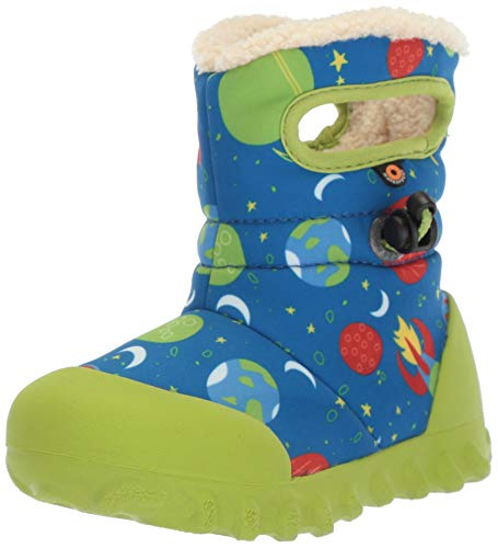 Waterproof Moc (Bogs Kids' B-Moc Waterproof Insulated Toddler Winter Boot)