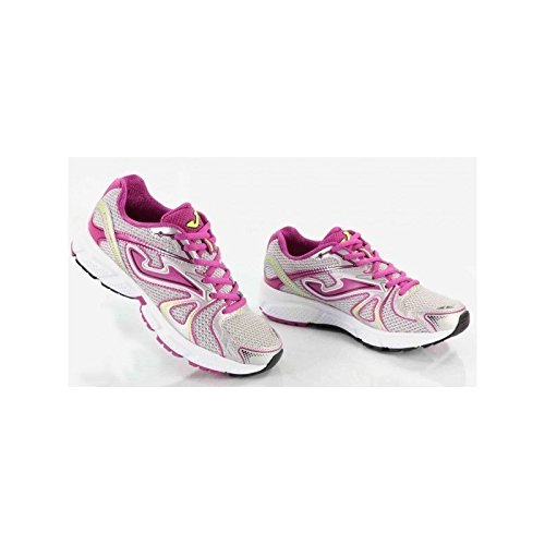 Joma - ZAPATILLAS JOMA R.SPEED LADY 412 SILVER FUCHSUA - W12794 - 37