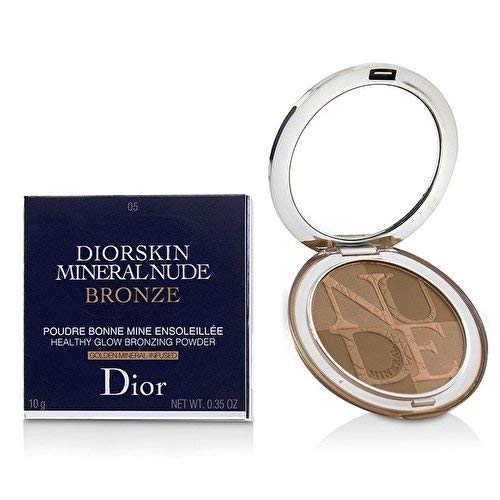 DIOR Gesicht Sonnenmake-up Healthy Glow Bronzing Powder Nr. 05 Warm Sunlight 10 g