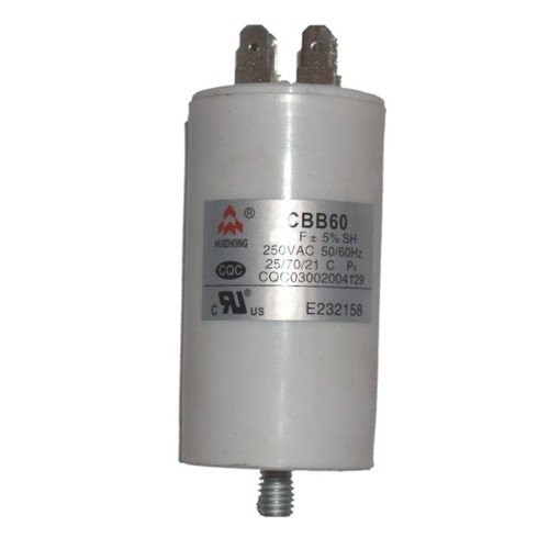 Anlaufkondensator Kondensator 12,5 µF für Elektromotor (230-volt-kondensator-motor)