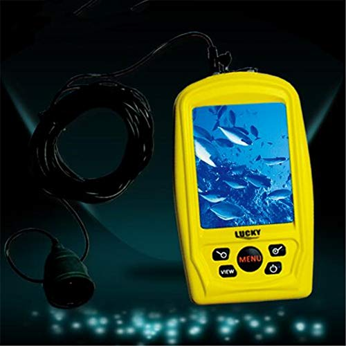Yiwa Tragbare Unterwasserkamera Angeln Inspektionssystem CMD Sensor 3,5 Zoll TFT RGB Wasserdicht Kamera Angelfinder