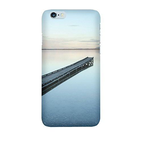 iPhone 4/4S Coque photo - Steg am Chiemsee